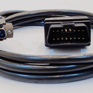 Mapout Mahindra (Garuda) OBD-II Male to DB15 Male Cable